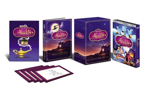 Aladdin (Disney Special Platinum Edition Collector's Gift Set) Picture
