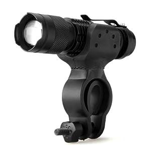 Linterna Antorcha LED CREE Q5 Luz 800LM para Bici Bicicleta Ciclismo Deporte