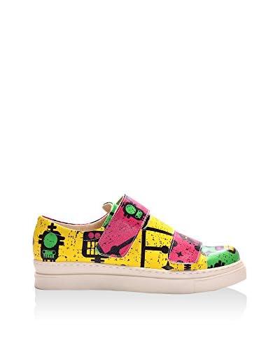 Neefs Zapatillas Amarillo / Multicolor