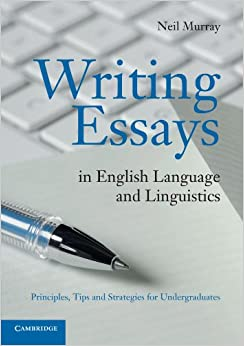 English linguistics essays