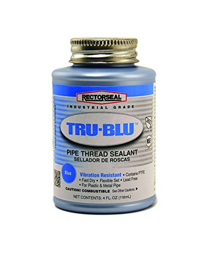 rectorseal-31631-1-4-pint-brush-top-tru-blu-pipe-thread-sealant
