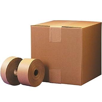 "Intertape T2900 Convoy Heavy Paper Tape, 2"" x 375', Kraft5"