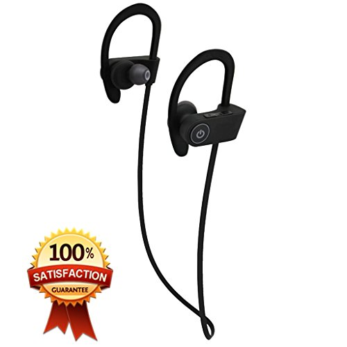 Bluetooth-Headphones-Hussar-Magicbuds-Wireless-Headphones-IPX4-Sweatproof-Premium-Sound-with-Bass-Noise-Cancelling-Ergonomic-Design-Secure-Fit-Zippered-Case-7-Hrs-Playtime-with-Mic