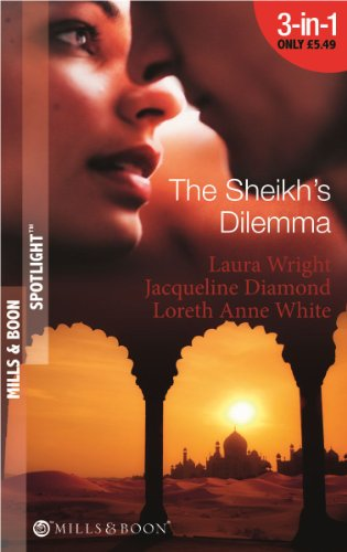 book cover of The Sheikh\'s Dilemma