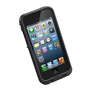 Original LifeProof Fr_ Hülle Case für Apple iPhone 5 - Wasserdicht Staubdicht Schockfest - Schwarz