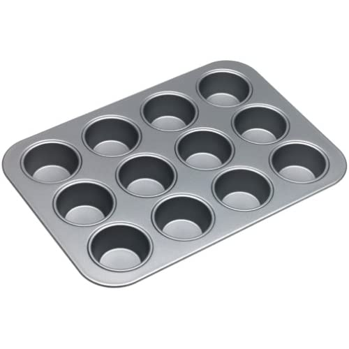 Amazon.com: Calphalon Commercial Bakeware 12-Cup Muffin Pan: Kitchen