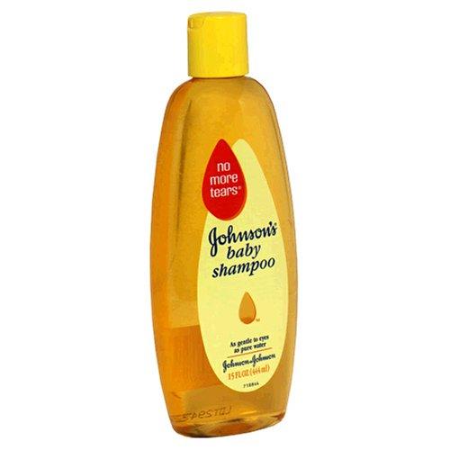 Johnson's Baby Shampoo, 15-Ounce Bottles (Pack of 6)
