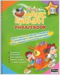 Phrasebook : tante frasi in inglese, semplici e divertenti, per