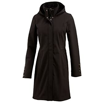 Amazon.com: Merrell Women's Geraldine Long Softshell Coat