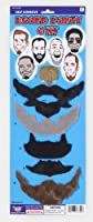Forum Novelties Self-Adhesive Beard Set (6 Styles)