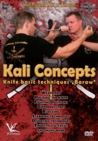 "Kali Concepts - Knife Basic Techniques ""Baraw"""