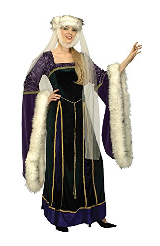 Costume Designer Medieval Lady Small
