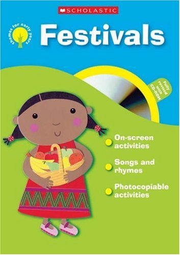 Festivals with CD Rom (Themes for Early Years)