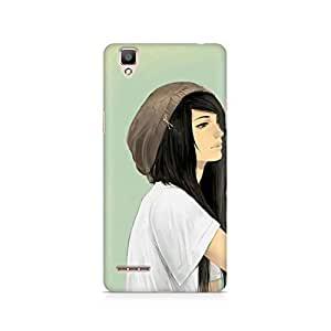 MOBICTURE Girl Abstract Premium Designer Mobile Back Case Cover For Oppo F1 back cover,Oppo F1 back cover 3d,Oppo F1 back cover printed,Oppo F1 back case,Oppo F1 back case cover,Oppo F1 cover,Oppo F1 covers and cases