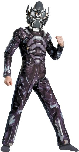 Iron Hide Classic Muscle Costume - Small (4-6)