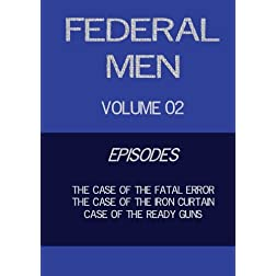 Federal Men - Volume 02