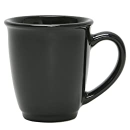 COLORcode Mugs Set of 4 - Black Truffle : Target