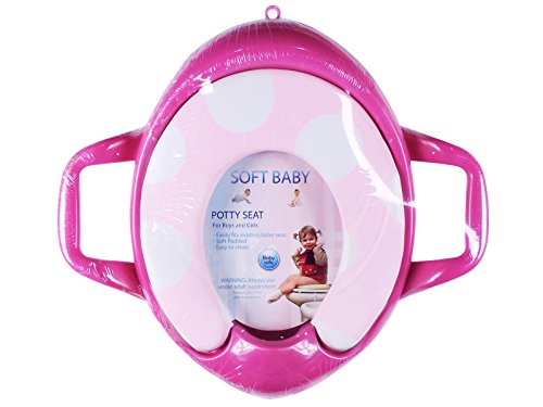 Ole Baby Ole Baby CUSHION POTTY SEAT Assorted Designs
