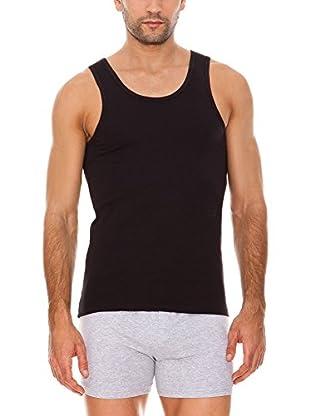 Abanderado Camiseta Interior (Negro)