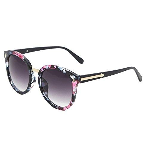 [SG990039C3 Resin Lens Fashion PC Frames Women's Sunglasses] (Make Black Widow Costumes)