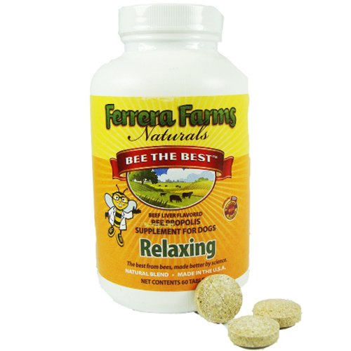 Rush Direct Bee The Best No Alcohol Formula Propolis Supplement For Dogs, Relaxing, 8 Ounce