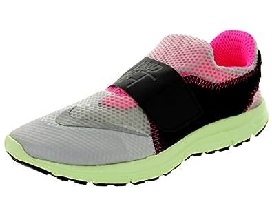 Nike Men's Lunarfly 306 City Qs Pure Platinum/Rflct Slvr/Blck Running Shoe 9 Men US