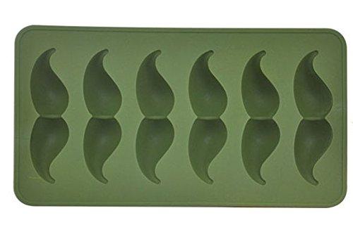 SMO Barbe en forme de glaçon Plateaux Mold Maker Siliconone Partie essentielle