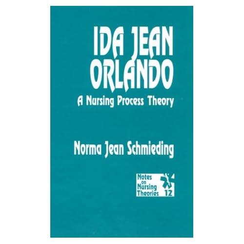 "ida jean orlando essay Ida jean orlando: nurse patient relationships jennifer liu utica college ida jean orlando: nurse patient relationships ""nursing, as a noble profession, occurs through a process that involves the nurse and the individual in need of the nurses' help"" (schmieding, 2002."