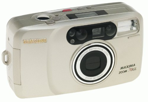 Samsung Maxima 70GL Power Zoom 35mm Camera