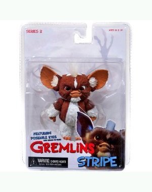 "Gremlins Mogwais Series 3 Stripe 7"" Action Figure"