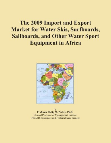 The 2009 Import and Export Market for Water Skis, Surfboards, Sailboards, and Other Water Sport Equipment in Africa