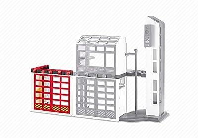 Playmobil 6385 Tor-Erweiterung für die Feuerwehrstation (Folienverpackung)