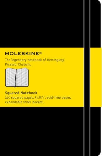 Moleskine Squared Notebook Large