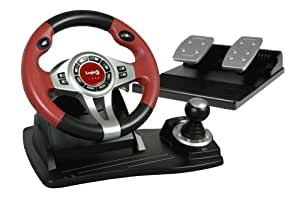 TopDrive GT, 3 in 1 Lenkrad (PS3, PS2, PC)