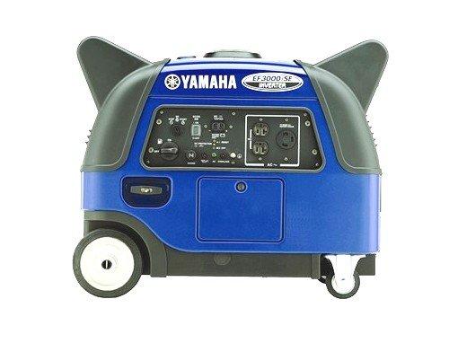 Inverter generator december 2009 for Yamaha ef3000ise inverter generator