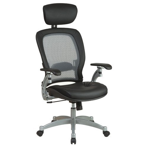 Space 3000 Executive Air Grid Back High-Back Chair