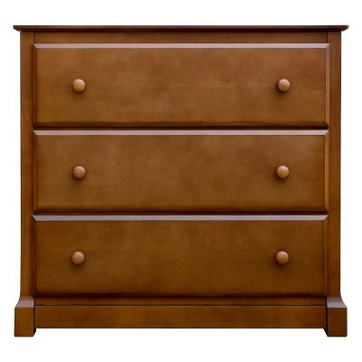 Nursery Smart Darby 3-Drawer Dresser in Espresso - 1
