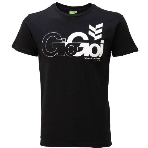 Gio Goi Men's Tinsley Logo Short Sleeve T-Shirt herman don gio