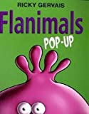 Cover of Flanimals Pop-Up by Ricky Gervais 1406323586