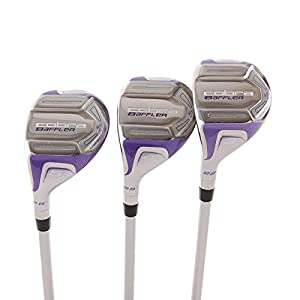 New Cobra Baffler XL Hybrids 22* / 25* / 28* Ladies Graphite LH
