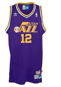 Buy NBA Utah Jazz John Stockton Swingman Jersey by adidas