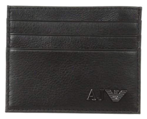 Armani-Jeans-Mens-Q7-Leather-Card-Case