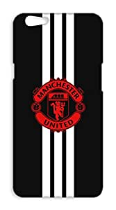 Oppo F1s Manchester United Football Club Design Back Cover - Printed Designer Cover - Hard Case - OPF1SCMBMUFC0178