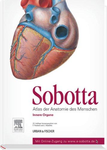 Sobotta. Atlas der Anatomie des Menschen. Band 2. Innere Organe