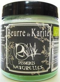 Ressources Naturelles - Beurre Karité Bio 100 G