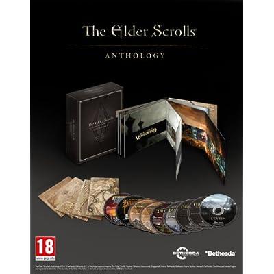 The Elder Scrolls Anthology (PC) (輸入版)