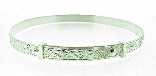 Celtic expandable bangle