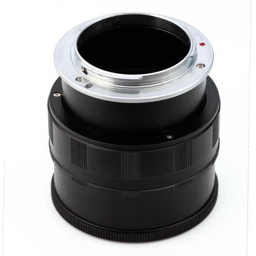 Pixco ヘリコイド付 M42 レンズ → FUJIFILM フジフィルム X-Pro1 X-E1 X マウント ボディ アダプター 並行輸入品