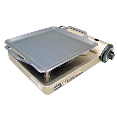 イワタニ カセットフーエコスリム 対応 グリルプレート 板厚6.0mm (グリル本体は商品に含まれません)