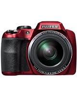 Fujifilm Finepix S9200 Appareil photo numérique bridge compact 16,79 Mpix Rouge